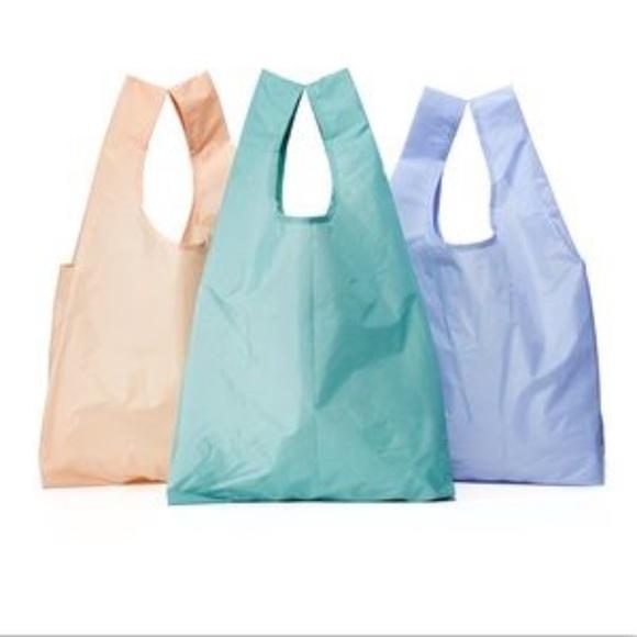 Baggu Reusable Standard Totes (in pastel colors)